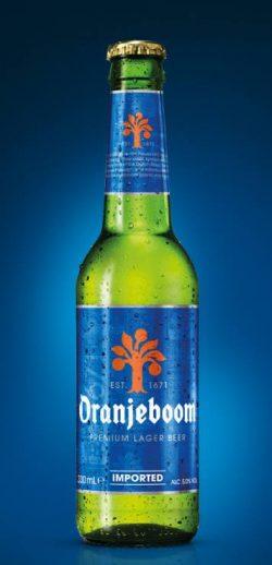 Пиво и сидр Oranjeboom в Велика кишеня