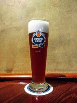 Дегустация немецкого пшеничного пива Schneider Weisse Tap 7 Unser Original