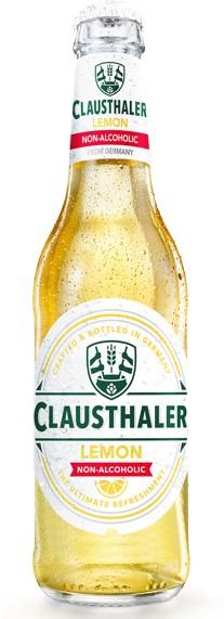 Clausthaler Lemon и Clausthaler Unfiltered - новое немецкое безалкогольное пиво в Украине