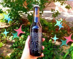 Темное пиво Cerveza de la Vida из Умани