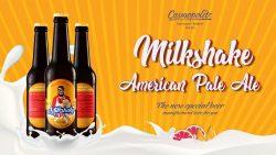 Milkshake American Pale Ale — новинка от пивоварни КосмополитЪ
