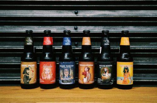 Канадское пиво Dieu du Ciel в Punkraft