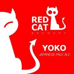 Yoko — новый сорт от Red Cat Craft Brewery