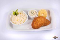 Новые блюда в Шато Robert Doms