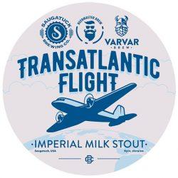 Transatlantic Flight - коллаборация Varvar и Saugatuck
