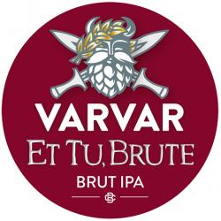 Et Tu, Brute – новинка от пивоварни Varvar