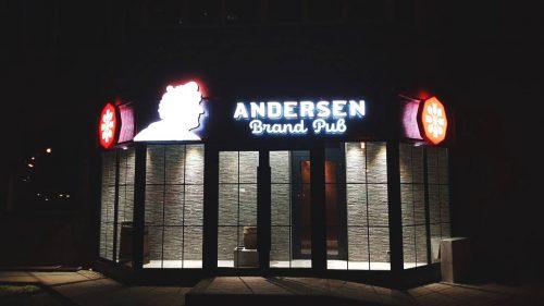 Andersen - новая мини-пивоварня в Киеве
