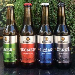 Новая линейка пива от Bierwelle