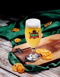 Citrus Lager - новый сорт от Altbier