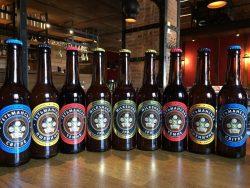 Бутылочное пиво от Козацька Броварня