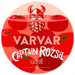 Captain Rozsil - томатный гозе от Varvar