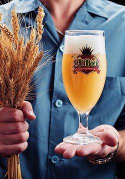 Белое - новый сезонный сорт от пивоварни AltBier