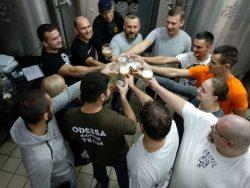 Коллаборационная варка на пивоварне AltBier
