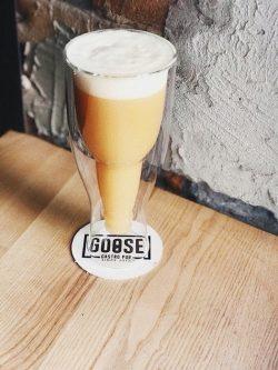 Выходные и новое пиво в Goose Gastro Pub