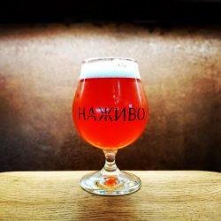 Milkshake IPA Forest Berries – новый сорт пива от Наживо