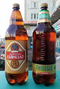 Київське Розливне - новинка от пивзавода Оболонь