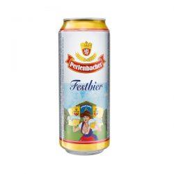 Perlenbacher Festbier - немецкая новинка в Украине