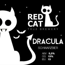 Liverpool и Dracula — новинки от Red Cat Craft Brewery
