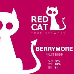 Berrymore — новинка от Red Cat Craft Brewery