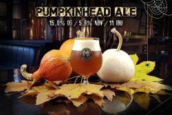 Pumpkinhead Аle – новый сезонный сорт от Солом'янська броварня