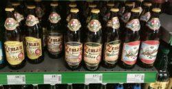 Пополнение ассортимента луцкого пива Zeman в стекле