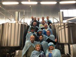 Коллаборационная варка на пивоварне Ale Point