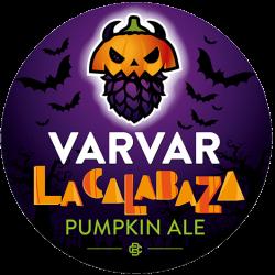 La Calabaza – тыквенное пиво от Varvar