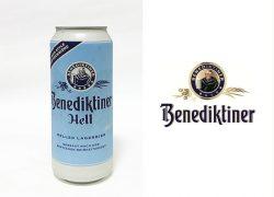Benediktiner Hell - немецкая новинка в Украине