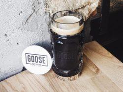 Новый Milk Stout в Goose Gastro Pub