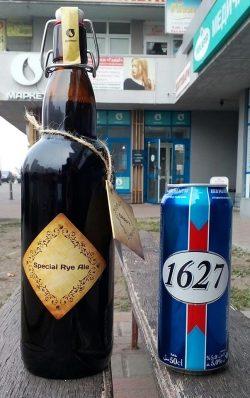 Special Rye Ale – еще одна крафтовая новинка от Оболони