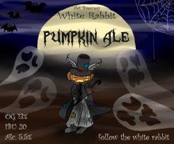 Новая жизнь и Pumpkin Ale от White Rabbit Art Brewery
