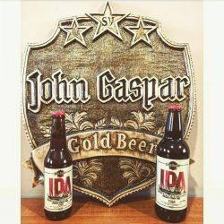 John Gaspar IPA – новый сорт из Берегово