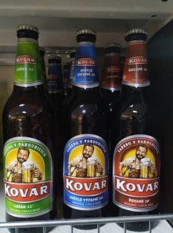 Kovář - новое чешское пиво в Украине