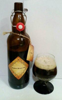 Belgian Brown Ale– еще одна крафтовая новинка от Оболони