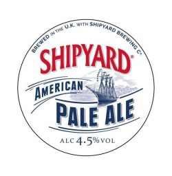 Shipyard American Pale Ale - британская новинка в Украине
