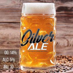 Silver Ale - новый сорт от харьковского Altbier