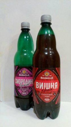 Смородина Брют, Вишня Крик – новинки от Bierwelle