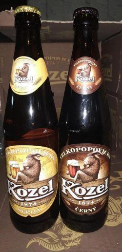 Пиво Velkopopovicky Kozel снова варят в Украине