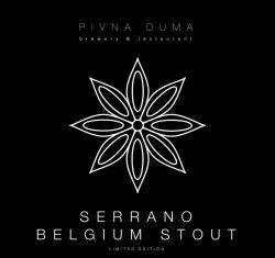 Serrano Belgium Stout – новинка от Пивной думы