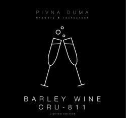 Barley Wine CRU-81 - новинка от Пивная дума