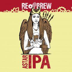 Astar IPA и Hathor Cappuccino Stout - новинки от пивоварни Rebrew