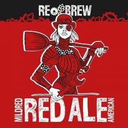 Waka Milkshake IPA и Lady Mildred American Red Ale – новинки от пивоварни Rebrew