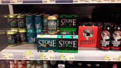 Пиво от Stone Brewing в Украине