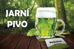 Зеленое пиво от Primátor снова в Украине