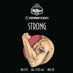 Strong Ale - новинка от харьковского Altbier
