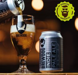 Indie Pale Ale – разливная новинка от BrewDog в Старомаке