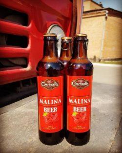 Malina Beer – крафтовая новинка из Полтавы