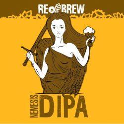 Nemesis DIPA – новинка от пивоварни Rebrew