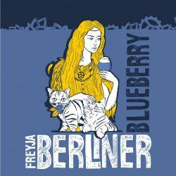 Freyja Blueberry Berliner Weisse – новинка от пивоварни Rebrew