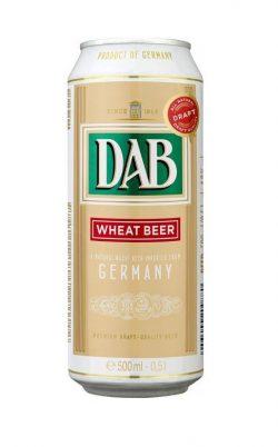 DAB Wheat Beer и DAB Radler - немецкие новинки в Украине